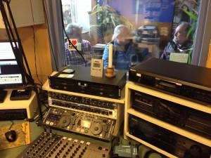 Recording with Radio Flora