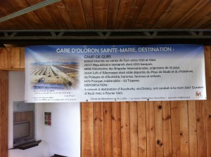 Våren 2015 och resa OLOron Frankrike 094