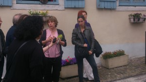 Guided tour in Oloron