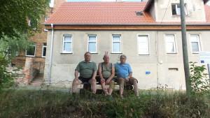 3 Herren in Hergisdorf